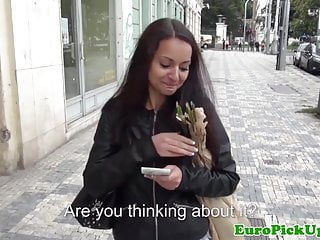 Teen suck black cock for cash Euro girlnextdoor sucking cock for cash
