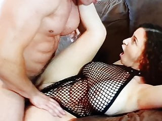 Dick in pussy video Busty woman gets dick in pussy from her bf
