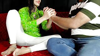 behan ne bhai se pregnant krne ki bheekh mang kar chudi