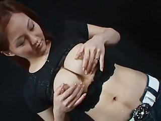 Asian babe lactating - Cute asian babe lactating