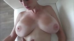 Busty 27yo girl, Casting Sex and Orgasm