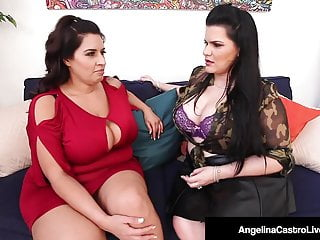 Gianna sucks castro - Curvy ladies angelina castro sofia rose fuck suck