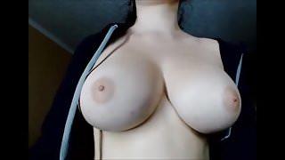 Beautiful natural Russian Tits & Romanian Pussy