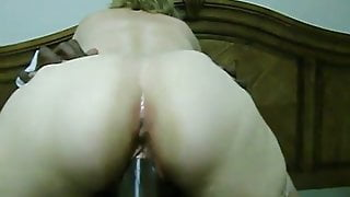 Hubby films Wife with her first BBC