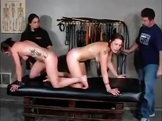 Older naked women 50plus Two naked women are naked have their pussies slapped iam