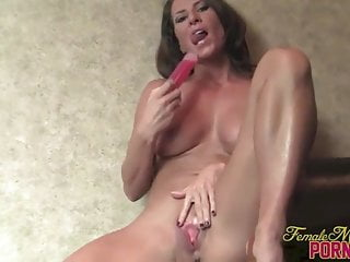X factor stars naked - Muscular porn star ariel x fucks her pussy