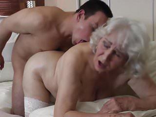 Xxx grandmother Granny X