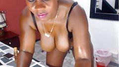 Black Latina With Huge Nipples