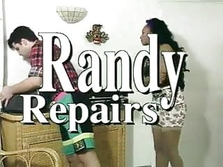 Repairing stop cocks - Charmaine sinclair and the repair man