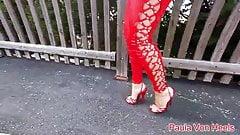 i love paula von heels 5