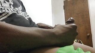 Cummy Blk Cock