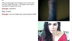 Cock Lover Omegle Chick
