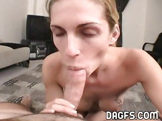 Do women really like sucking cock - Sasha does really like to suck my dick