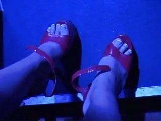 Fetish club m2 Feet club - scene 1