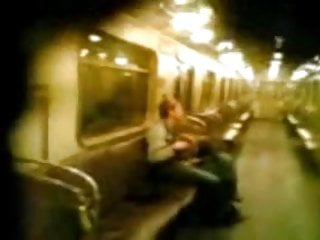 Homemade tube stripper Homemade movie of couple on moscows tube