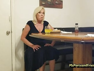 A bondage story tale - Ms paris and her taboo tales-nephew