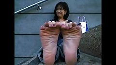 Asian soles beautiful mature lady