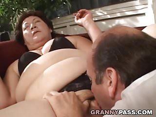 Bbw granny hardcore Bbw granny gets her fat pussy stuffed