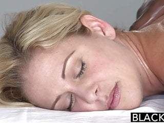 Cherie lingerie - Blacked blonde milf cherie deville takes big black cock