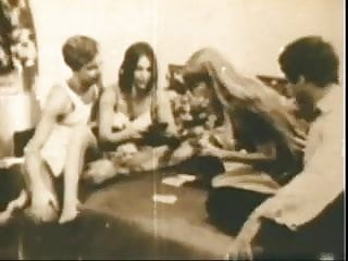 Antique china green acorn wreath bottom - 1950s - 1960s - authentic antique erotica 4