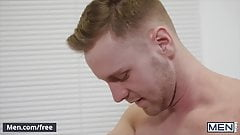 Micky jr. Brandon Evans hatte einen schnellen Analsex - men.com