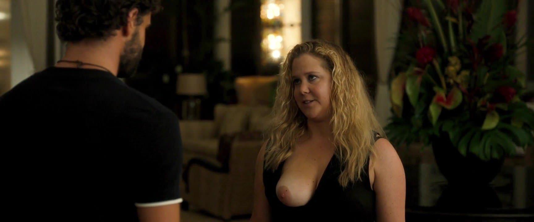 Amy Schumer Boobs Nude