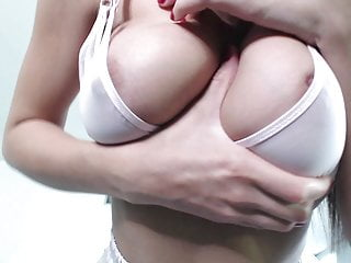 Skinny ass girl sex Cosplay girl abuses ass