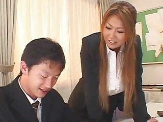 Bg tits tutor devian Rui akikawa-tutor