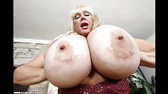 Big Titty Grannies and Matures Jerk Off Challenge