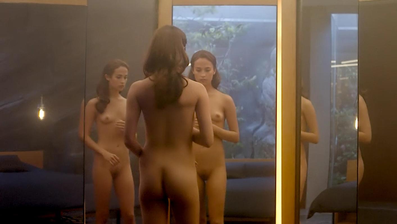 Alicia Vikander Nude Photos