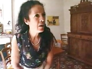 Mature woman and young boys video Mature woman fucking two young boys. hairy pussy