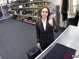 Costume sexy stewardess Fucking a sexy latina stewardess - xxx pawn