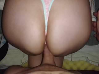 Soft porn lingerie Cumming on my sister ass softness thong