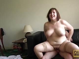 Dolla who the fuck - Laura louise is a chubby slut who loves to be fucked roughly