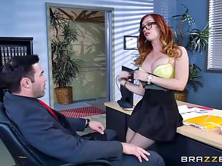 Big tits at work carmella - Brazzers - dani jensen - big tits at work