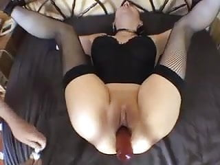 Brunettes fucked up the ass Slut tied up and fucked up the ass
