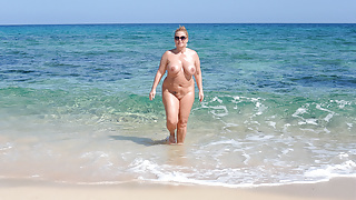 Aida cruise 2019 - Fuerteventura Nudist beaches