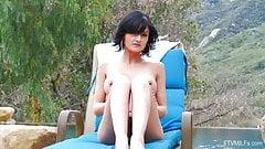 Hot Big Tits MILF Taylor Lane Perfect Slender Body