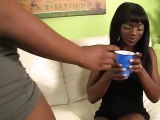 Gallery lesbian sistas - Ebony sluts devour each others moist pussies