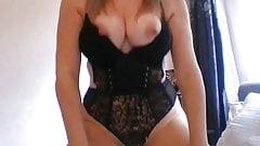 handjob British blonde will seduce you easily sexy
