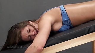 Caprice's Ass Whipped