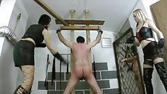 Nice double caning