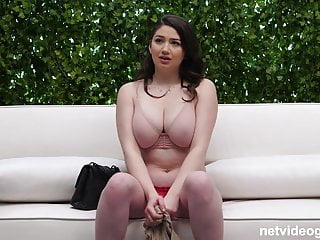 Voluptuous sex girls Voluptuous alex gets into hot fffm foursome on casting couch
