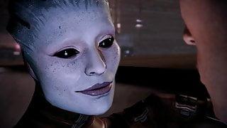 3D Mass Effect XXX