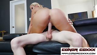 CONORCOXXX-Anaconda cock for an Amazon goddess