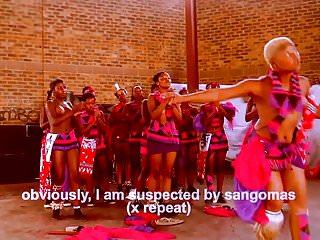 Amayeurs porno zulu Topless african zulu dance