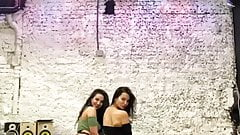 Sexy Sofia and Stripper Friend Dance