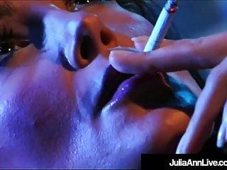 Older lesbian milfs Lesbian milfs julia ann lisa ann eat pussy in older film