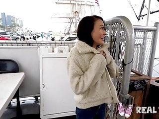 Real tiny teen porn galleries Real teens - tiny asian teen jasmine grey pov fucking