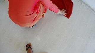 Mom fucked by step son like a bitch and dirty talk